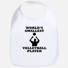 Worlds Smallest Volleyball Player Bib
