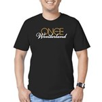 Once Upon a Time in Wonderland Men's Fitted T-Shir
