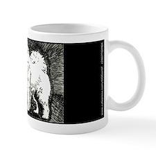 Husky Small Mug