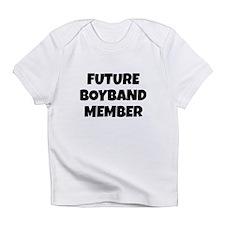 Future Boyband Member Infant T-Shirt