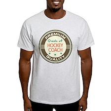 Genealogist Vintage Retro Label T-Shirt