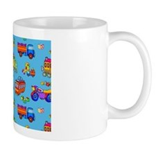 Toys Trucks & Trains Mug