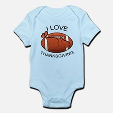 Turkey Football Body Suit