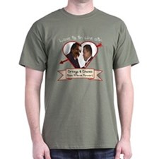 """""""Ortega & Chavez""""  T-Shirt"""