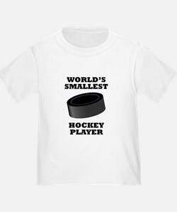 Worlds Smallest Hockey Player T-Shirt