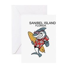 Sanibel Island, Florida Greeting Cards