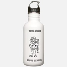 Scout Leader Personalized 1Liter Water Bottle