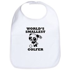 Worlds Smallest Golfer Bib