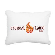 Eternal Flame Series (Logo) Rectangular Canvas Pil