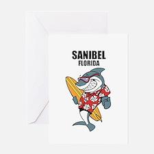 Sanibel, Florida Greeting Cards