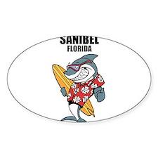 Sanibel, Florida Decal