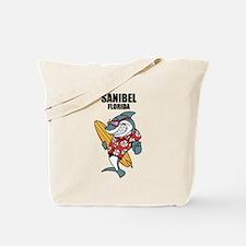 Sanibel, Florida Tote Bag