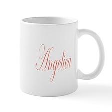 Cursive Angelica Mug