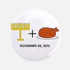 """Hanukkah 3.5"""" Button (100 pack)"""
