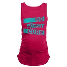 Scleroderma Go Fight Cure Maternity Tank Top