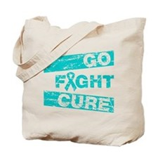 Scleroderma Go Fight Cure Tote Bag