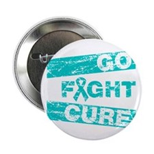 "Scleroderma Go Fight Cure 2.25"" Button"