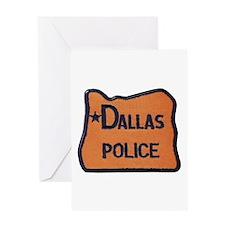Dallas Oregon Police Greeting Cards