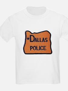 Dallas Oregon Police T-Shirt