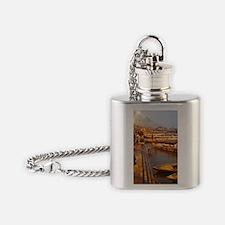 Ganges River Flask Necklace