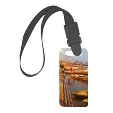 Ganges River Luggage Tag