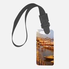Ganges River Luggage Tag