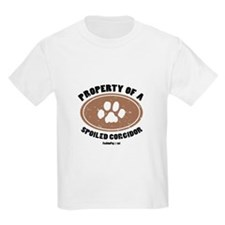 Corgidor dog Kids T-Shirt