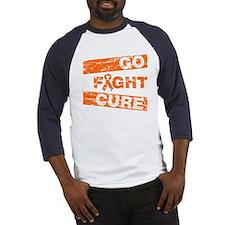 RSD Go Fight Cure Baseball Jersey