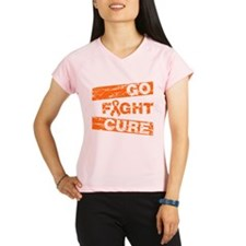 RSD Go Fight Cure Performance Dry T-Shirt