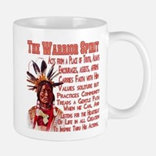 Warrior Spirit Mug