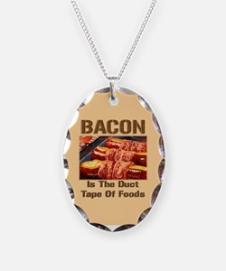 Bacon Tape Necklace