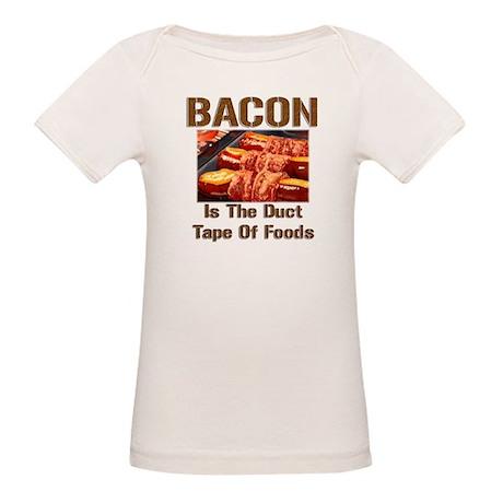 Bacon Tape Organic Baby T-Shirt