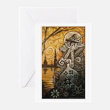 Ziemsvetku - St. Nick / 10Pk Greeting Cards