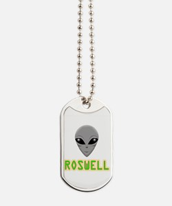 ROSWELL Dog Tags