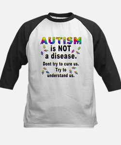 Autism is NOT a disease! Tee