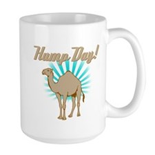 What Day Is It, Camel? Hump Day! Mugs