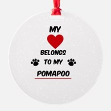 PomaPoo Ornament