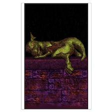 Let sleeping dragons lie Posters