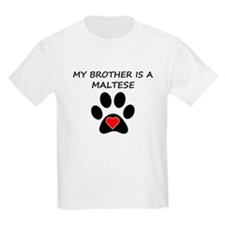 Maltese Brother T-Shirt