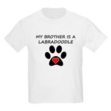 Labradoodle Brother T-Shirt