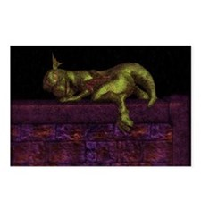 Let sleeping dragons lie Postcards (Package of 8)