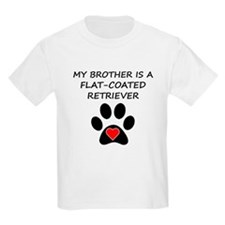 Flat-Coated Retriever Brother T-Shirt
