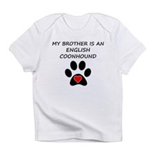English Coonhound Brother Infant T-Shirt