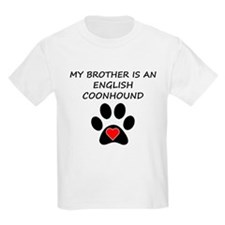 English Coonhound Brother T-Shirt