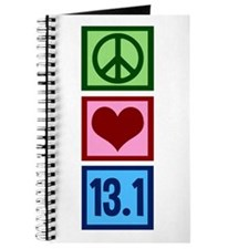 Peace Love 13.1 Journal
