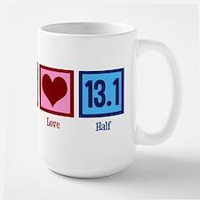 Peace Love 13.1 Mug