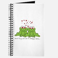 Froggy Love Journal