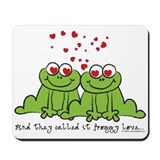 Frog Mouse Pads