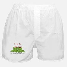 Froggy Love Boxer Shorts