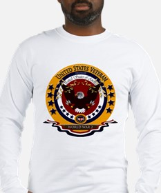 Veterans of World War 2 Long Sleeve T-Shirt